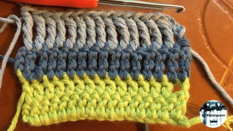 Punto alto - Crochet