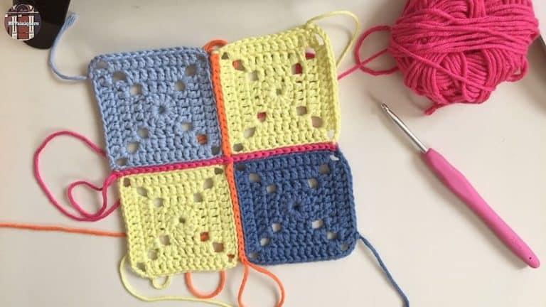 Unión de cuadrados con punto enano