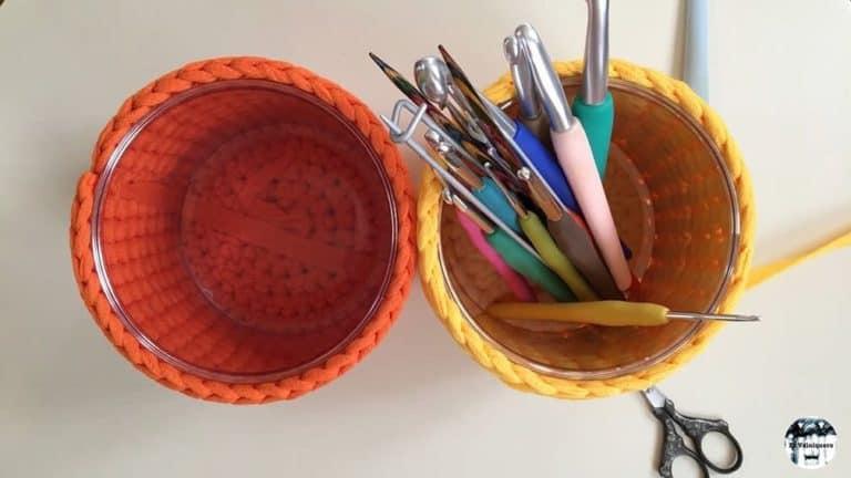 Bote para lápices